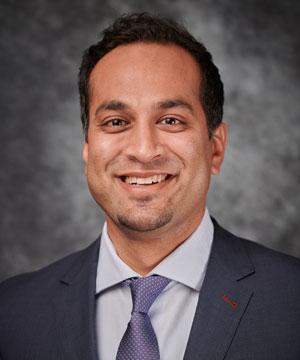Dr. Ankur B. Patel, MD